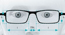 Fitting Measurements, Frame Data