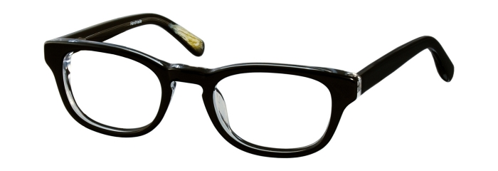 Portland Eyeglasses Eddie Black