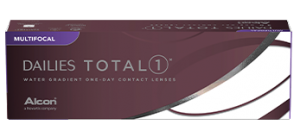 Dailies Total 1 Multifocal Contact Lenses